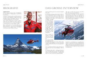 Interview mit der Air Zermatt